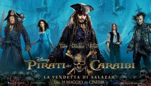 pirati caraibi Salazar